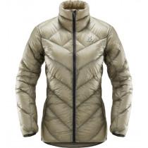 Haglöfs L.I.M Essens Jacket Women Stone Grey