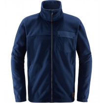 Haglöfs Norbo Windbreaker Jacket Men Tarn Blue