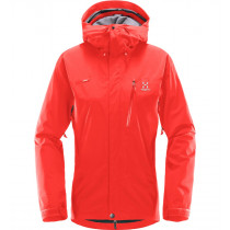 Haglöfs Astral Jacket Women Real Red
