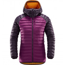 Haglöfs Essens Mimic Hood Women Lilac/Acai Berry