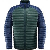 Haglöfs Essens Mimic Jacket Men Mineral/Tarn Blue