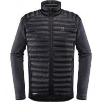 Haglöfs Mimic Hybrid Jacket Men True Black