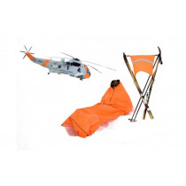 Jerven Fjellduken Hunter Oransje 102x220cm