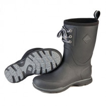 Muckboot Excursion Lace Mid Grønn