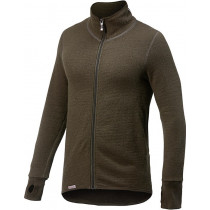 Woolpower Full Zip Jacket 400g Pine Green
