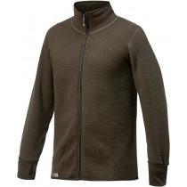 Woolpower Full Zip Jacket 600g Pine Green