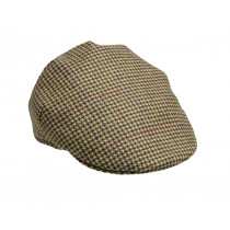 Laksen Ainsley Balmoral Cap Tweed