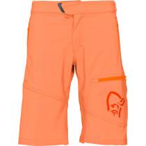 Norrøna /29 Flex1 Shorts (Jr) Orange Alert
