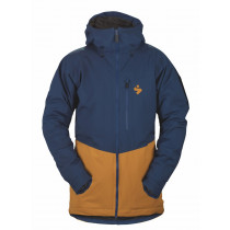 Sweet Protection Salvation Dryzeal Ins Jacket M Midnight Blue/Bernice Brown
