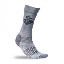 "Sweet Protection Crossfire Merino Socks 6"" Light Gray"