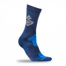 "Sweet Protection Crossfire Socks 6"" Midnight Blue"