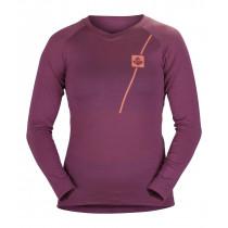 Sweet Protection Badlands Merino LS Jersey Women's Vibrant Violet