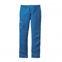 Patagonia Women's Simul Alpine Pants Bandana Blue