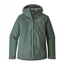 Patagonia Women Torrentshell Jacket Pesto