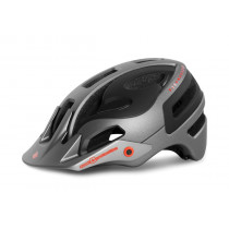 Sweet Protection Bushwhacker II Helmet Satin Slate Gray Met./Black