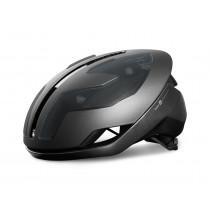 Sweet Protection Falconer Aero Helmet Satin Black Metallic