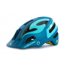 Sweet Protection Bushwhacker II Mips Helmet Women's Satin Dark Frost/Ice Blue Met.