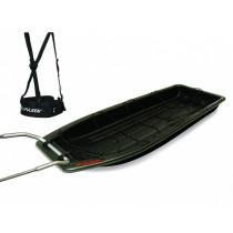 Fjellpulken Transporter 155 (brett komplett m/ drag og sele)