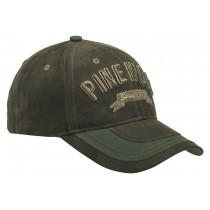 Pinewood Anniversary Caps Mockabrun/Mosegrønn One