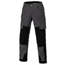 Pinewood Dog Sports Bukse Dame Mørkgrå/Svart