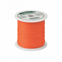 Orvis Dacron Backing Orange 20lbs