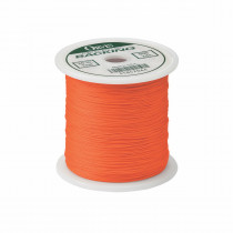 Orvis Quick-Sight Fluorescent Orange Backing 30lbs
