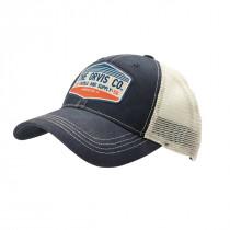 Orvis Rocky River Trucker Cap Blå