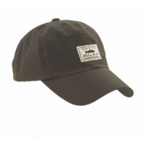Orvis Vintage Waxed Ball Cap Oliven