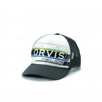 Orvis Helios 3 Cap Hvit/Svart