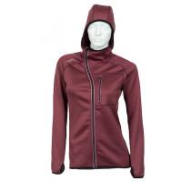 Aclima Woolshell Jacket W/Hood, Women's Damson