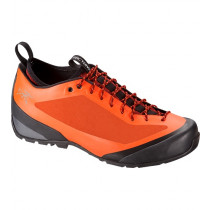 Arc'teryx Acrux FL Approach Shoe Men's Bright Flame/Toolbox