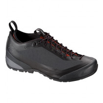 Arc'teryx Acrux FL GTX Approach Shoe Men's Black/Cajun