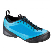 Arc'teryx Acrux FL GTX Approach Shoe Women's Light Aquamarine/Black