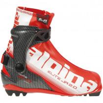 Alpina Skisko Ed Jr 2.0 Rød/Hvit