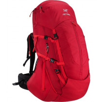 Arc'teryx Altra 62 LT Backpack Women's Tamarillo