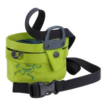 Arc'teryx Aperture Chalk Bag - small Mantis Green
