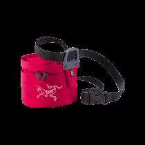 Arc'teryx Aperture Chalk Bag - Small Flamenco