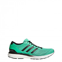 Adidas Adizero Boston 6 M Hi-Res Green S18/Core Black/Ftwr White