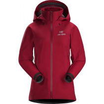 Arc'teryx Beta AR Jacket Women's Pomegranate
