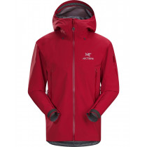 Arc'teryx Beta SV Jacket Men's Red Beach