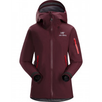Arc'teryx Beta SV Jacket Women's Crimson