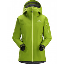 Arc'teryx Beta SV Jacket Women's Fiddlehead
