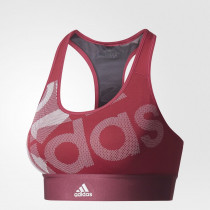 Adidas Techfit Badge of Sport Bra Mystery Ruby