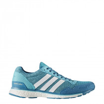 Adidas Adizero Adios 3 Women's Energy Blue/Footwear White/Energy Aqua
