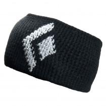 Black Diamond Icon Headband Black-Aluminum