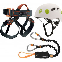 Black Diamond Iron Cruiser Via Ferrata Package