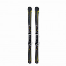 Blizzard Quattro 7.7/Tp 10 Black/Yellow