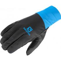 Salomon Equipe Glove U Black/Hawaiian Surf