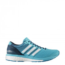 Adidas Adizero Boston 6 Women's Energy Blue/Footwear White/Petrol Night