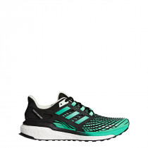 Adidas Energy Boost Women's Core Black/Hi-Res Green S18/Aero Green S18